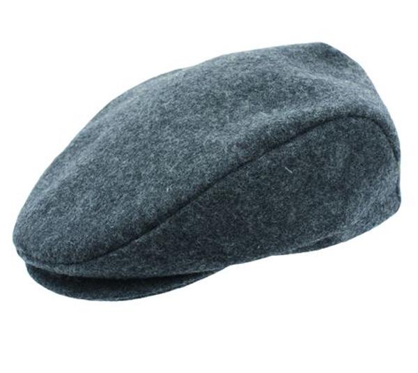 Gorra clásica de paño de lana fc2894734be
