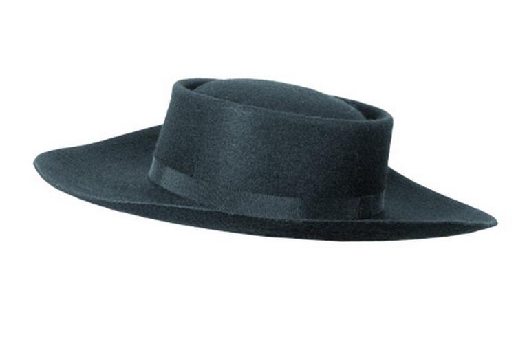 Sombrero campero ala 10 cm. fieltro de lana cdf923e6edc
